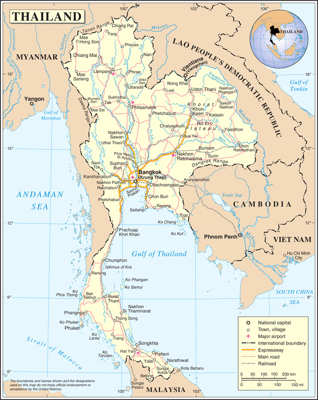 geographical location southeastern asia bordering the andaman sea and the gulf of thailand southeast of burma